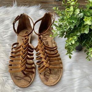 Sam Edelman Dakota Gladiator sandals